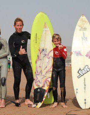 Perfectionnement garanti pour les surfeurs intermédiaires