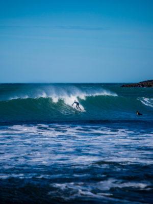 Des sensations et du fun dès les premières vagues